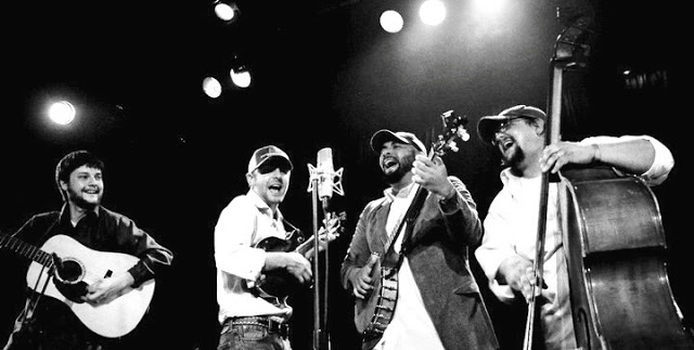 TEN QUESTIONS FOR... Snap Jackson & the Knock on Wood Players