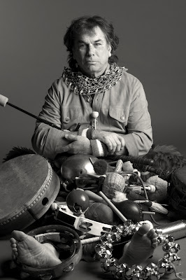 SHOW PREVIEW: The Mickey Hart Band