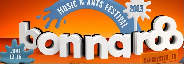 THE BIG ANNOUNCEMENT: BONNAROO 2013