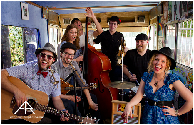 HAVE WE SEEN THIS? The Dustbowl's Jam in the Van