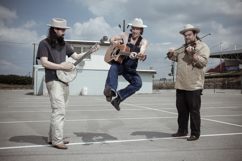 ARTIST OF THE MONTH: The Howlin' Brothers