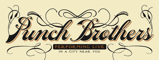 PREVIEW: Punch Brothers (+ LA ticket giveaway!)