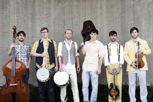CFR CHATS WITH... Seven Handle Circus