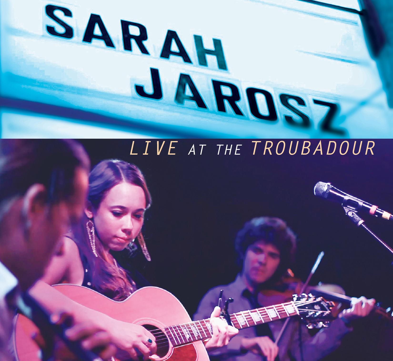 EXCLUSIVE: Sarah Jarosz -- Live at The Troubadour