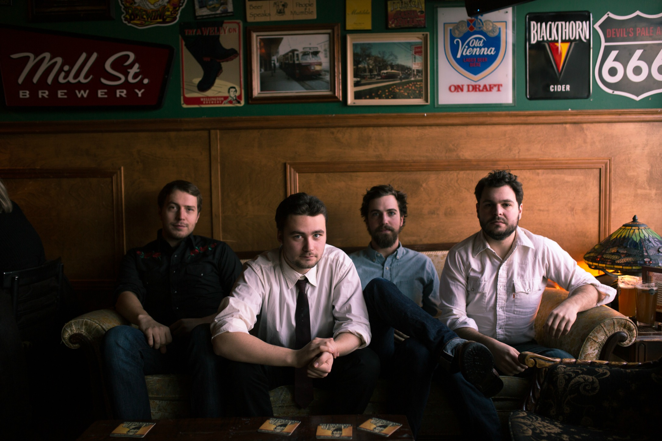 LISTEN: The Slocan Ramblers, 'Call Me Long Gone'