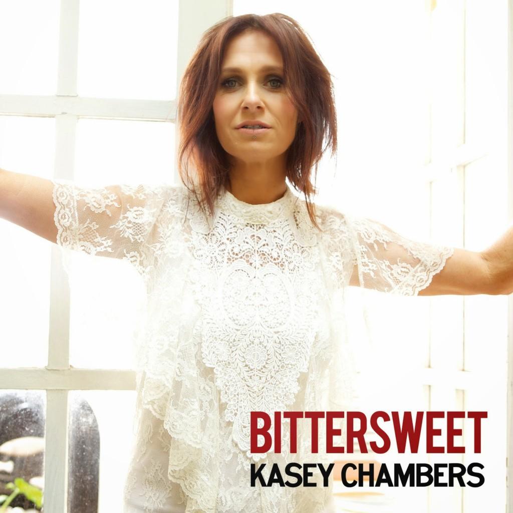 LISTEN: Kasey Chambers, 'Bittersweet'