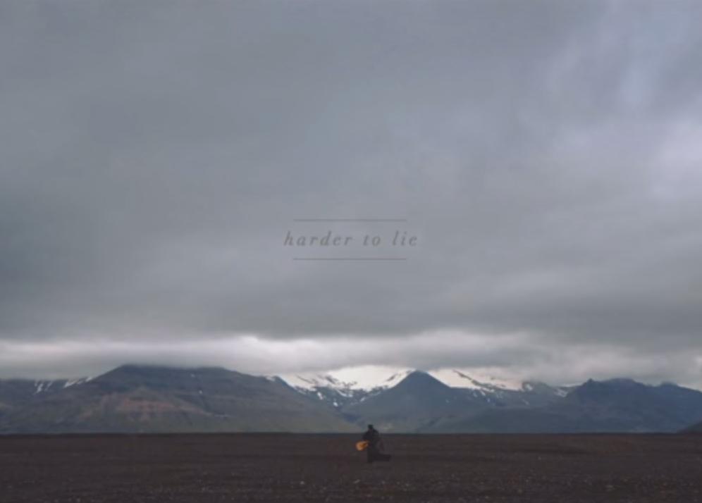 WATCH: David Ramirez, 'Harder to Lie'