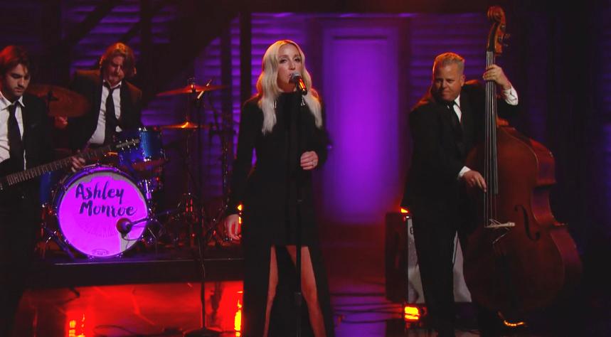 Watch Ashley Monroe Perform on 'Conan'