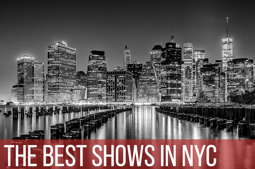 Hey New York, Get Off Your Ass and Go See Some Live Music in August