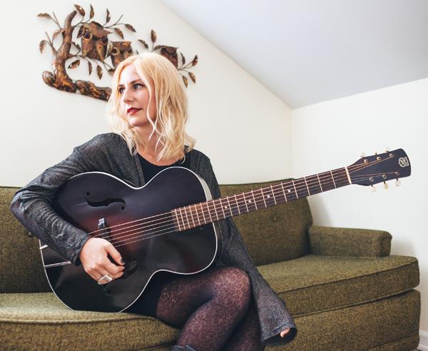 LISTEN: Annalisa Tornfelt, 'Adore'