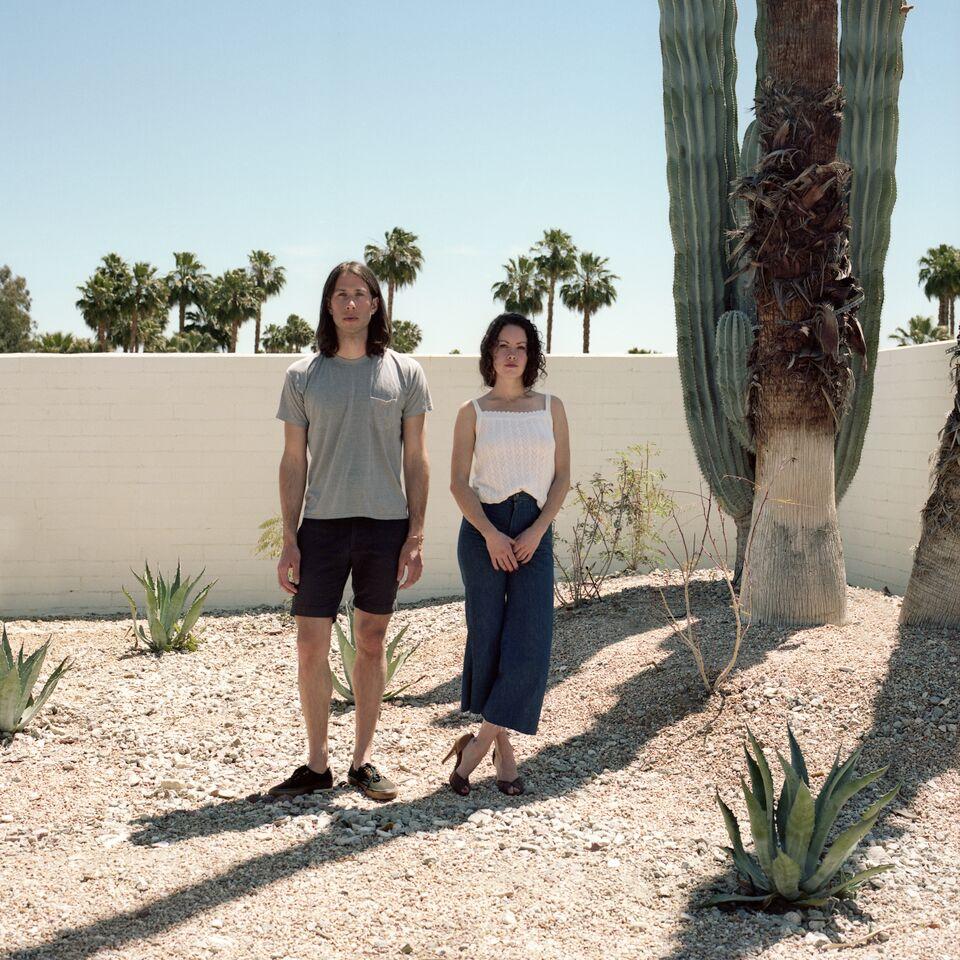 LISTEN:  John Heart Jackie, 'Nevada City'