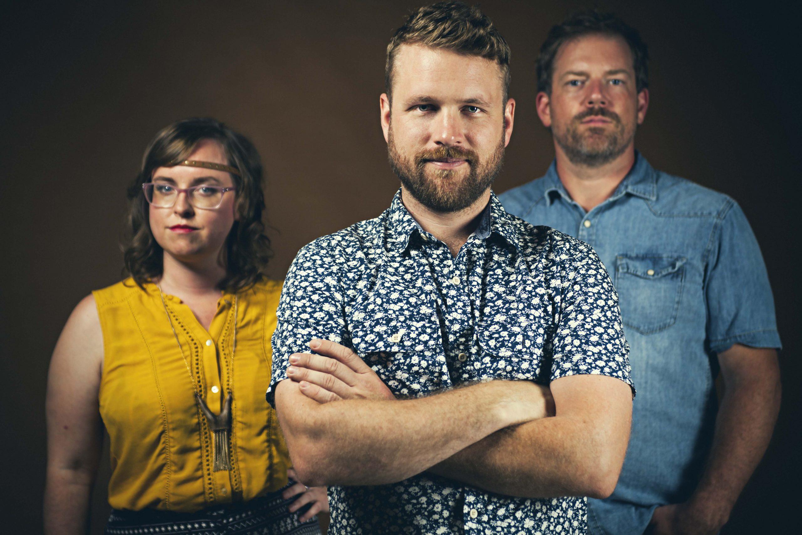 WATCH: Jon Stickley Trio, 'Point to Point'