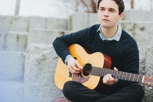 WATCH: Joshua Hyslop, 'Let It Go'