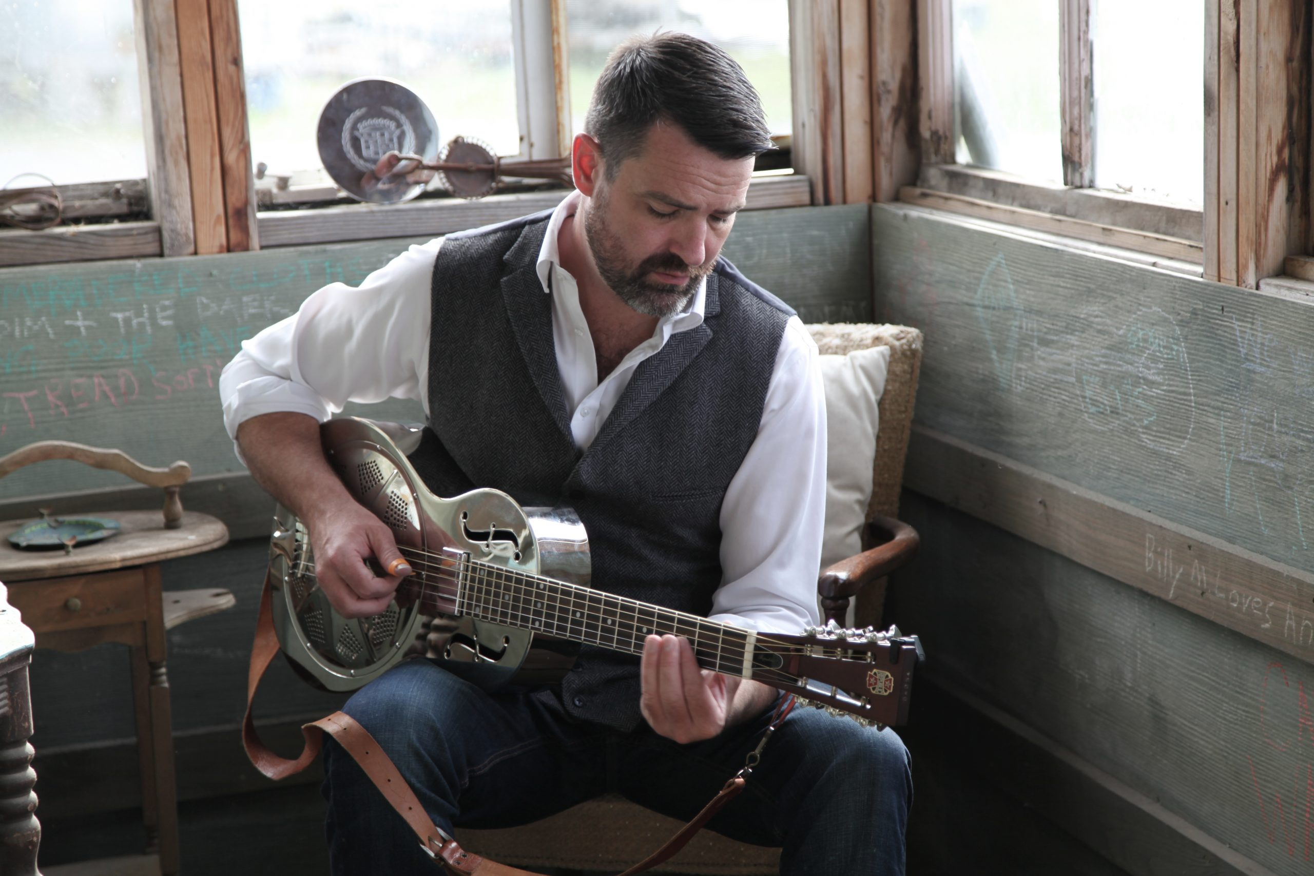 STREAM: Martin Harley, 'Live at Southern Ground'
