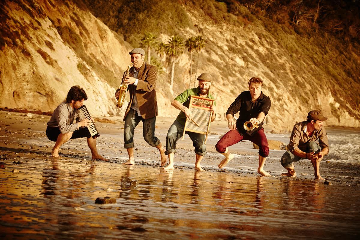 STREAM: The California Honeydrops, 'A River's Invitation'
