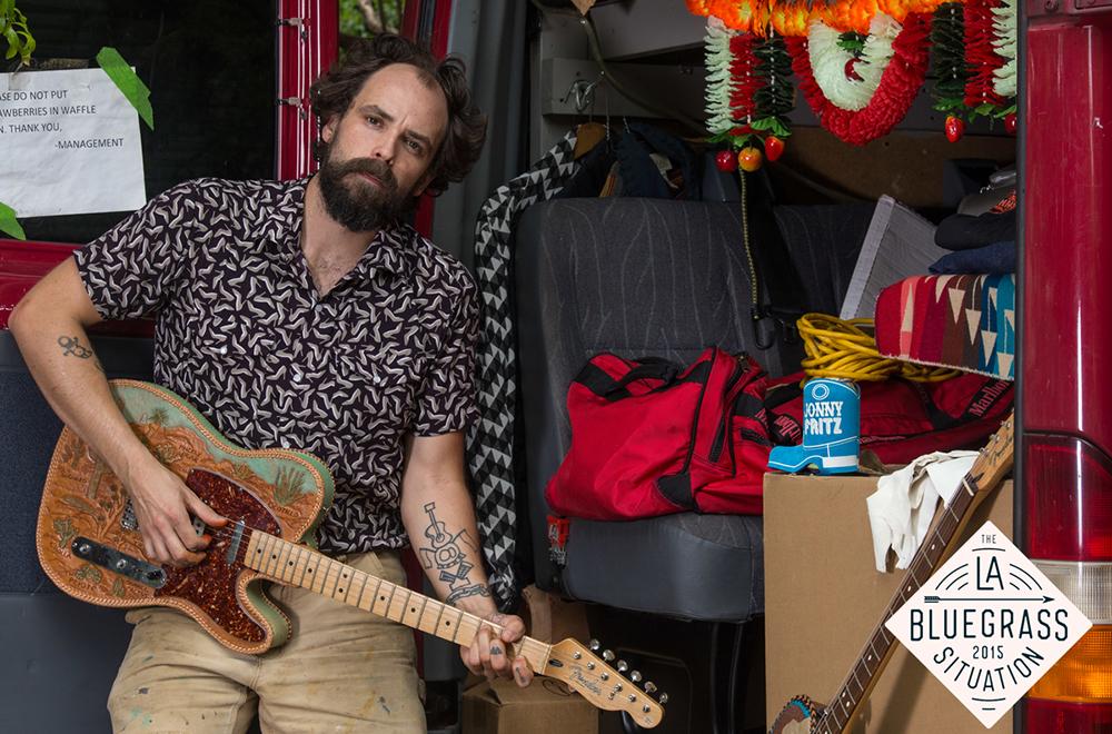 Go Behind-the-Scenes of Jonny Fritz's Leathermaking Side Hustle
