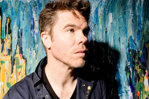 WATCH: Josh Ritter, 'Getting Ready to Get Down'