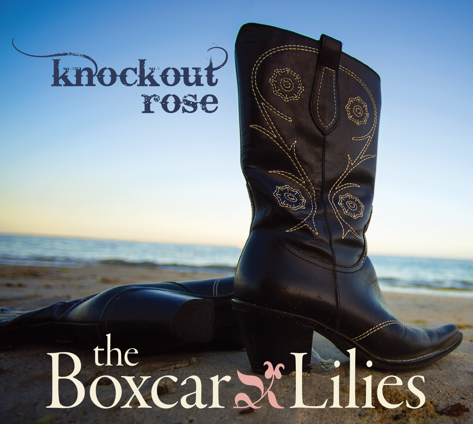 STREAM: The Boxcar Lilies, 'Knockout Rose'