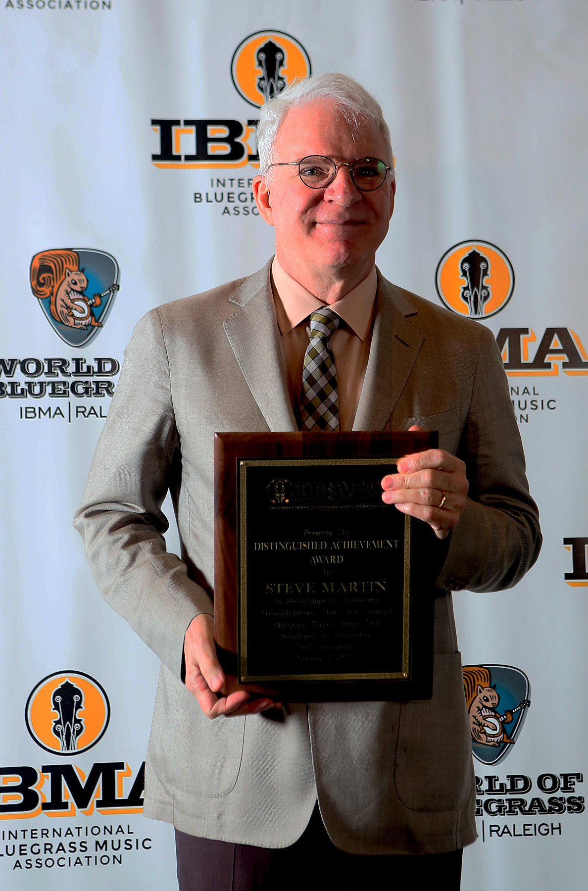 Here's Your Full 2015 IBMA Awards Winners List