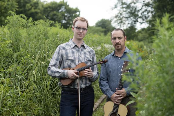 LISTEN: Matt Brown & Greg Reish, 'Polly Put the Kettle On'