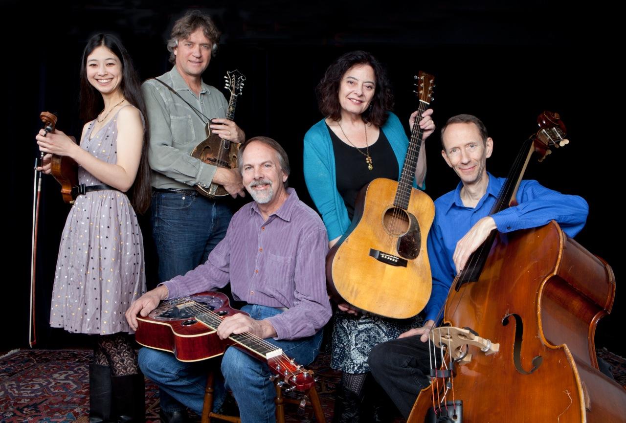 LISTEN: Kathy Kallick Band, 'I'm Not Your Honey-Baby Now'