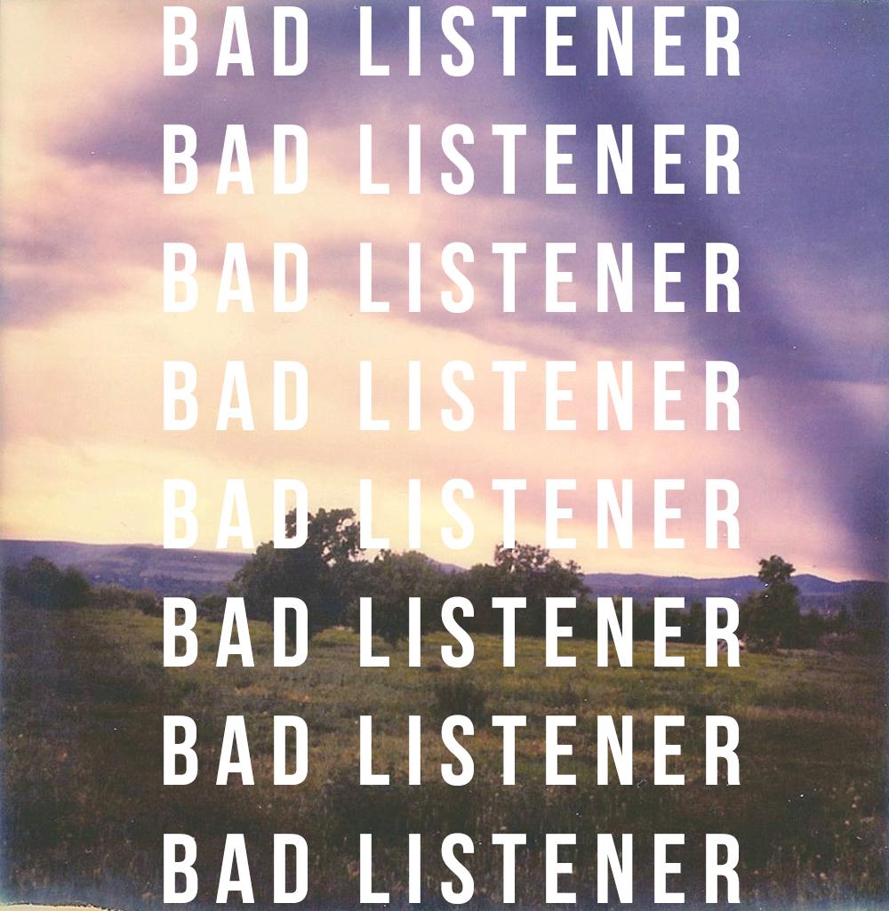 Bad Listener: Episode Eight