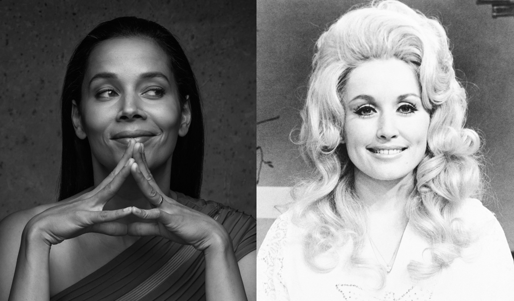 Squared Roots: Rhiannon Giddens Studies the Songs of Dolly Parton