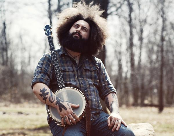 LISTEN: Jeremiah Tall, 'Big River'