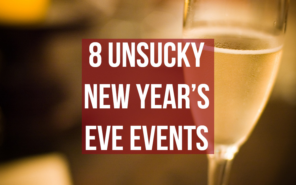8 Unsucky New Year's Eve Events