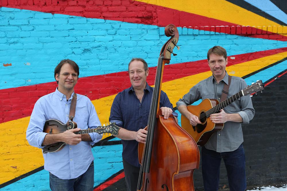 STREAM: Matt Flinner Trio, 'Traveling Roots'