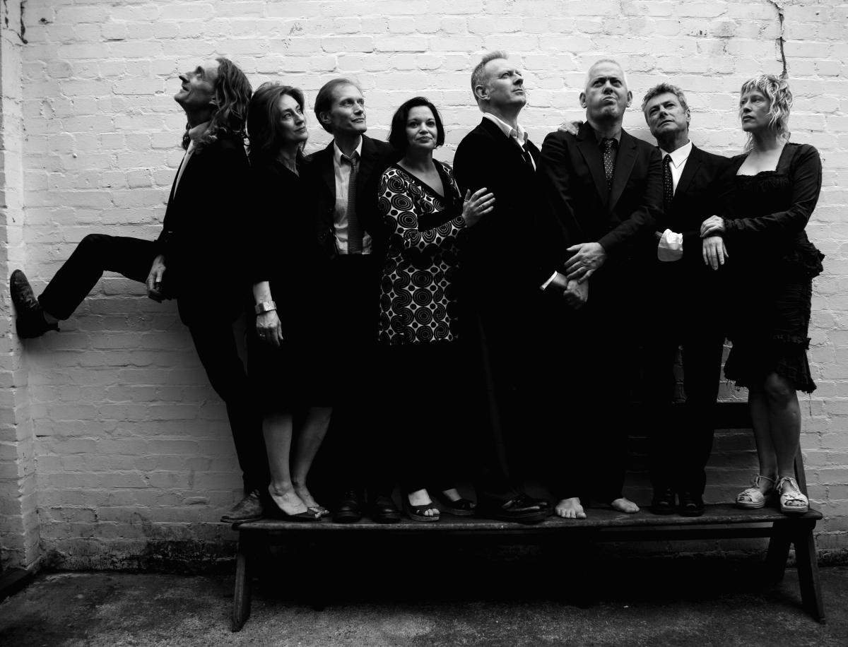 Hard Holiday: Robbie Fulks and Most of the Mekons on the Island of Jura
