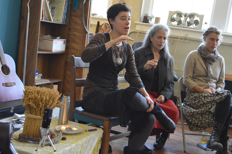 A Story Should Be Sung: Saro Lynch-Thomason on Ballads and Purpose