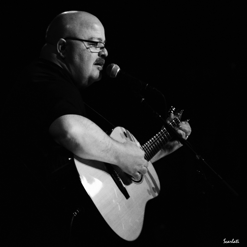 WATCH: Jim Hurst, 'Long and Lonesome Old Freight Train'