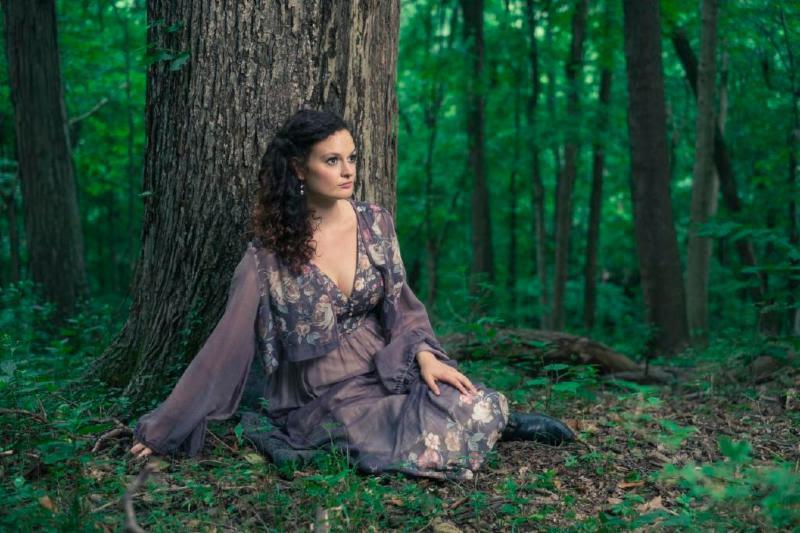 LISTEN: Violet Delancey, 'Lost Along the Way'