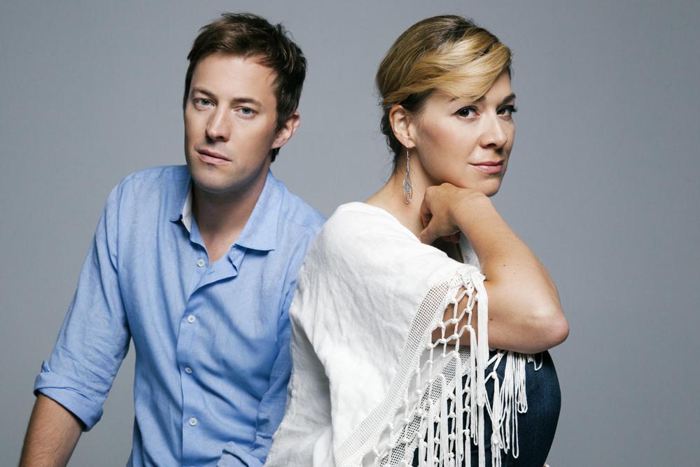 LISTEN: Jill & Matthew Barber, 'I Must Be in a Good Place Now'