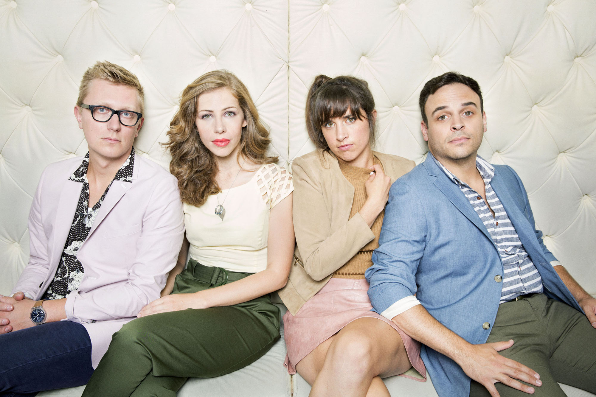 The Cream of Four Crops: A Conversation with Lake Street Dive's Mike