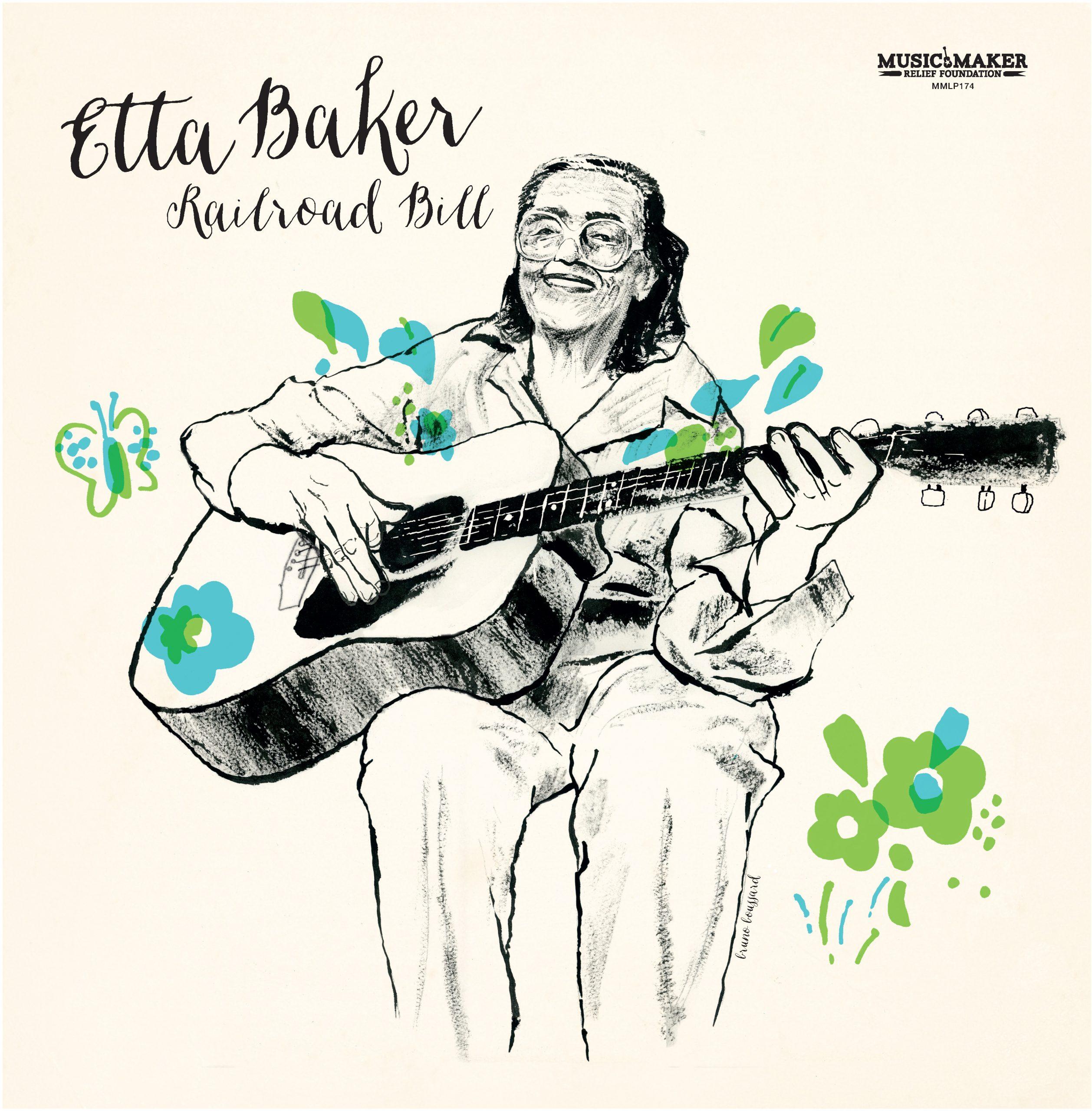 STREAM: Etta Baker, 'Railroad Bill'