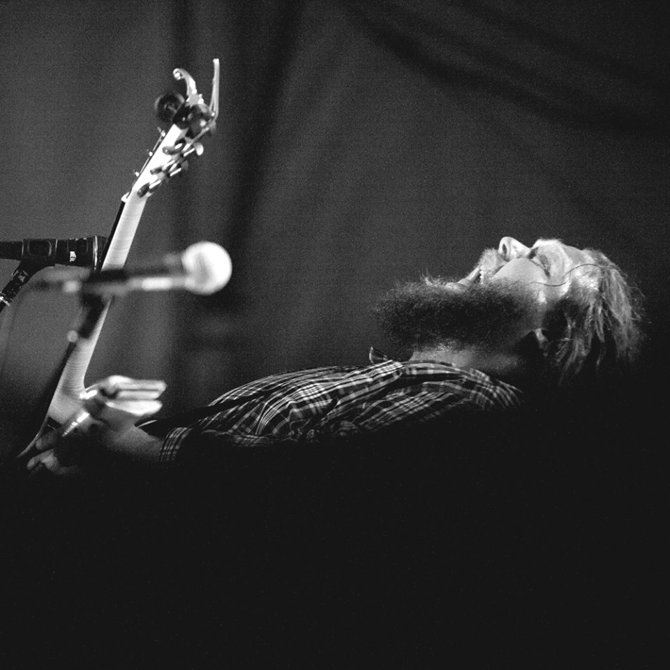 3x3: Matt Andersen on the '60s, Sousaphones, and Superpowers