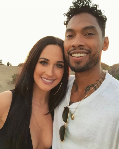 Kacey Musgraves and Miguel Go Dolly and Porter on Surprising Duet