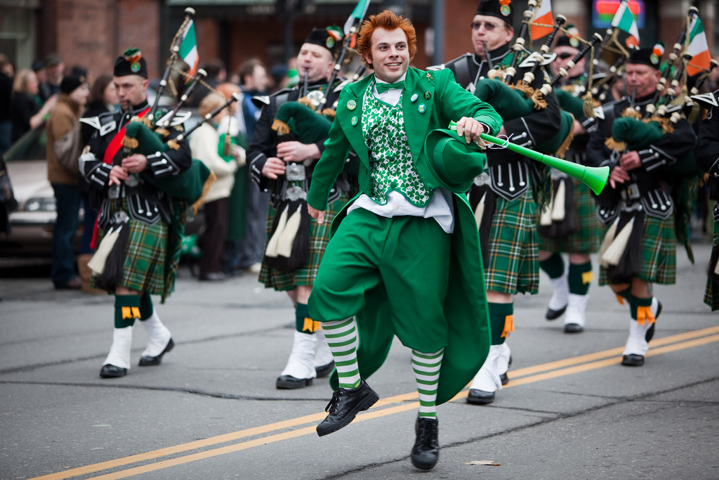 Get Off Your Ass: It's St. Patrick's Day!