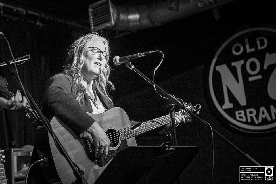 3x3: Terri Binion on Boots, Band, and Big Bowls of Sticky White Rice