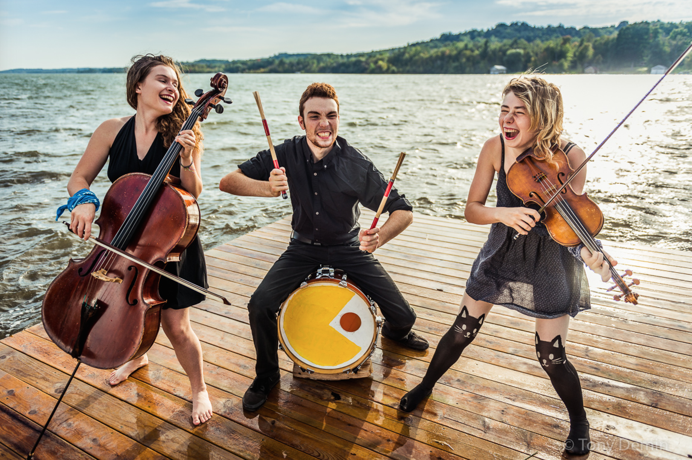 3x3: The Accidentals on Musical Obsessions, Non-Designer Jeans, and a Shared Love of Amy Poehler