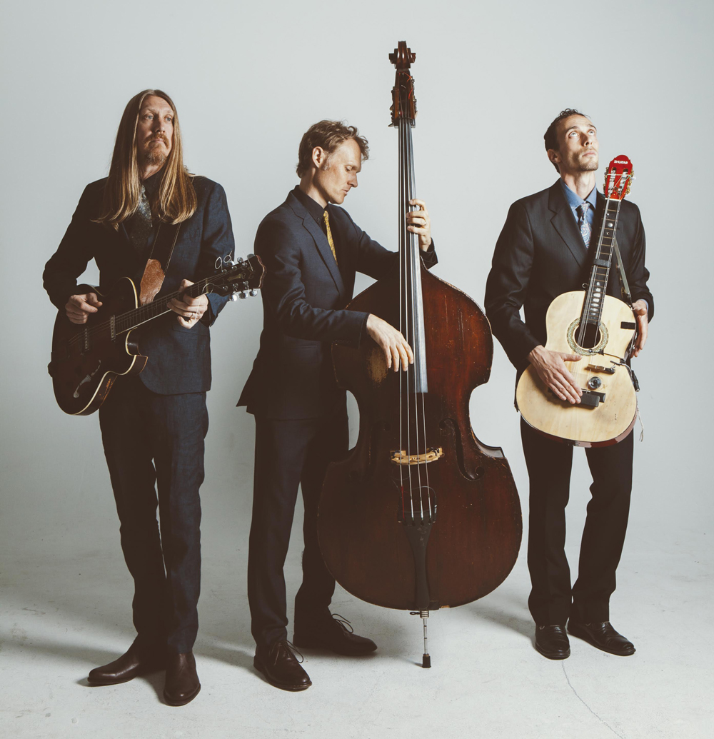 WATCH: The Wood Brothers, 'Never and Always'
