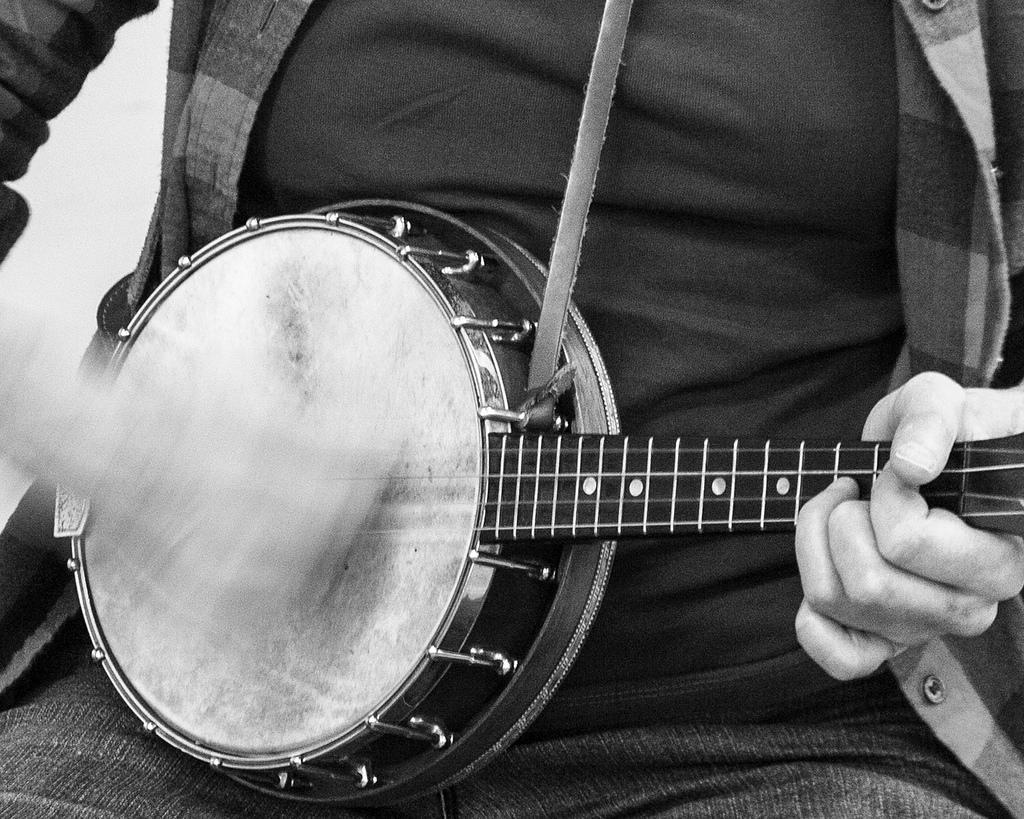 Ned Luberecki Shares His Banjo Mastering Secrets
