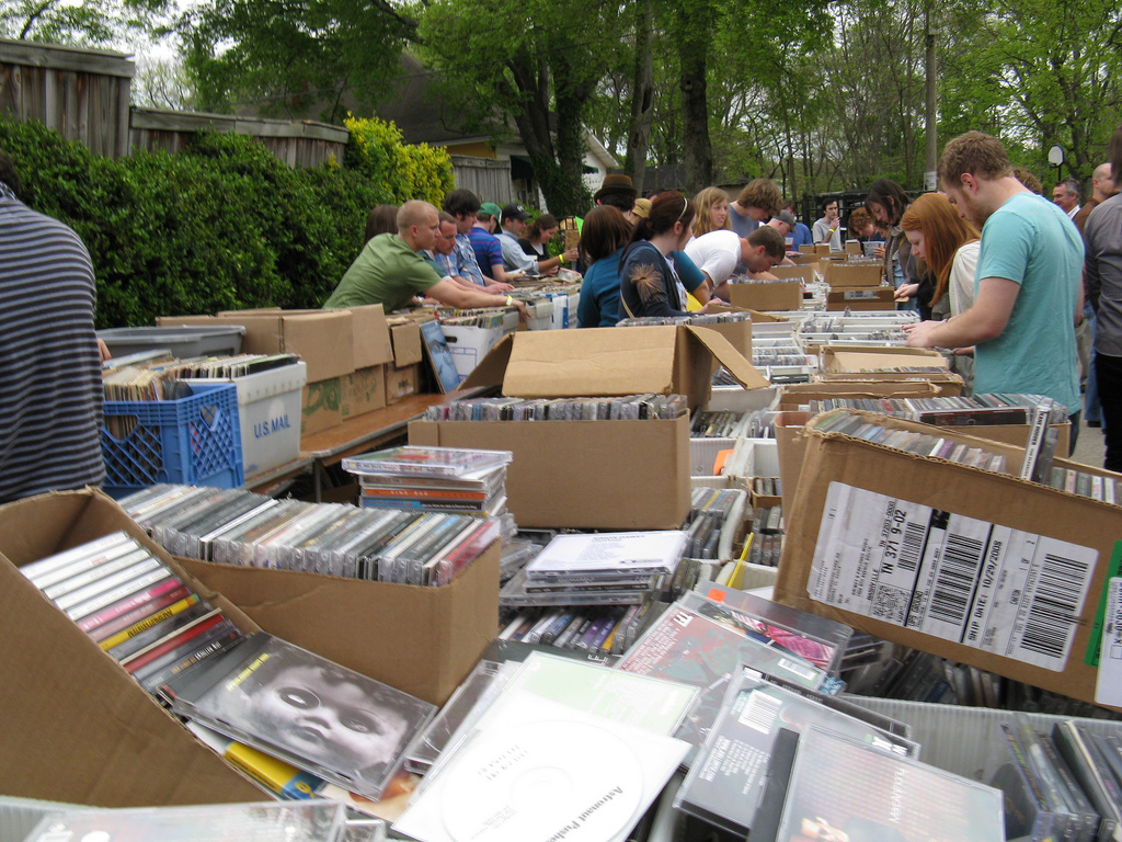 5 of the Coolest Independent Record Stores in the U.S. of A.
