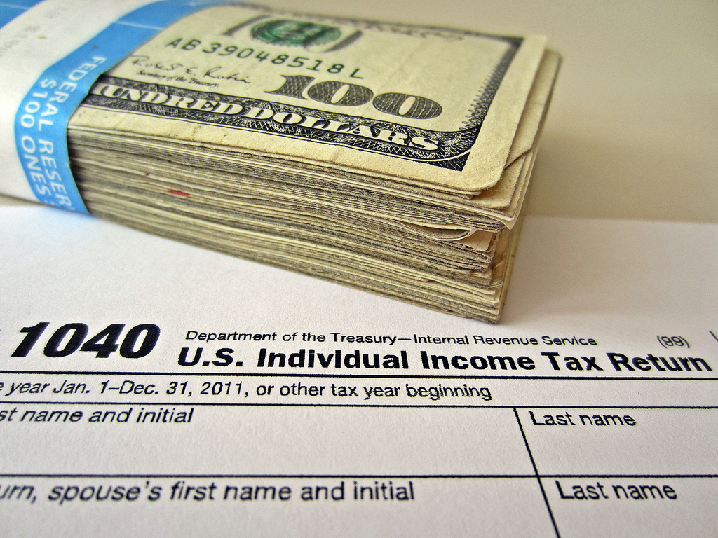 The Taxman Cometh: 9 Songs to Get You Through Tax Day