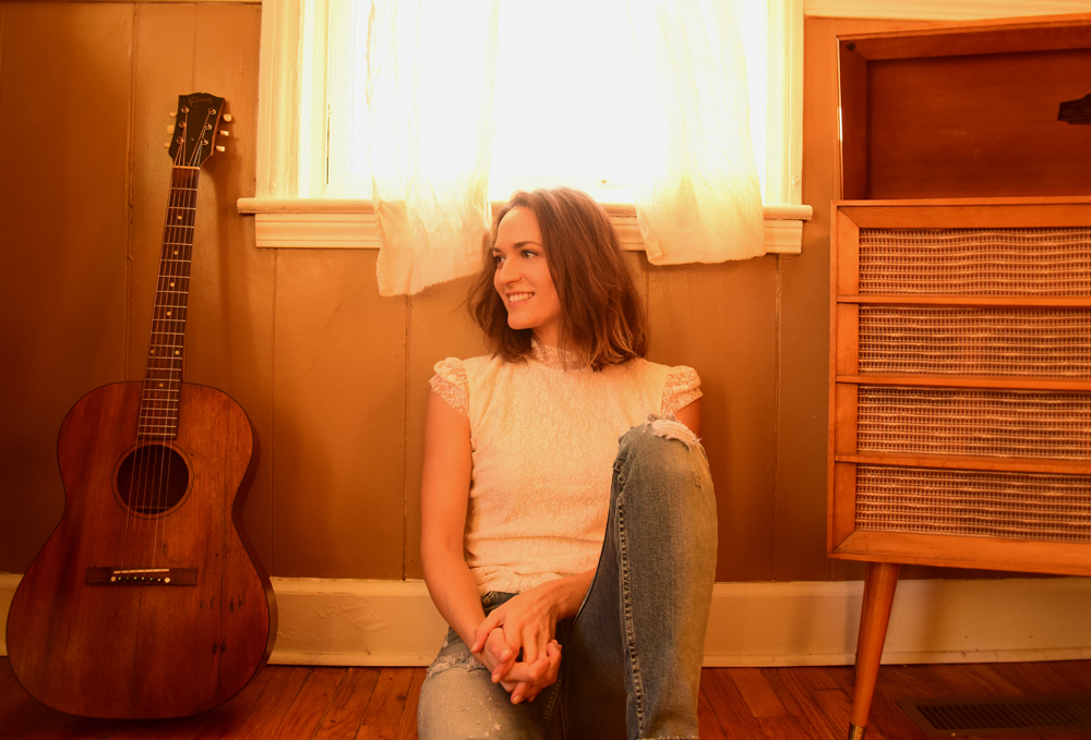 Hangin' & Sangin': Amber Rubarth