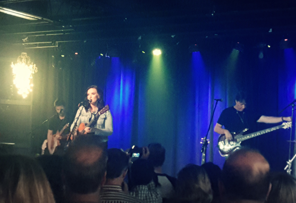 Brandy Clark: Sassy, Sentimental, and Sultry at Sold-Out Nashville Show