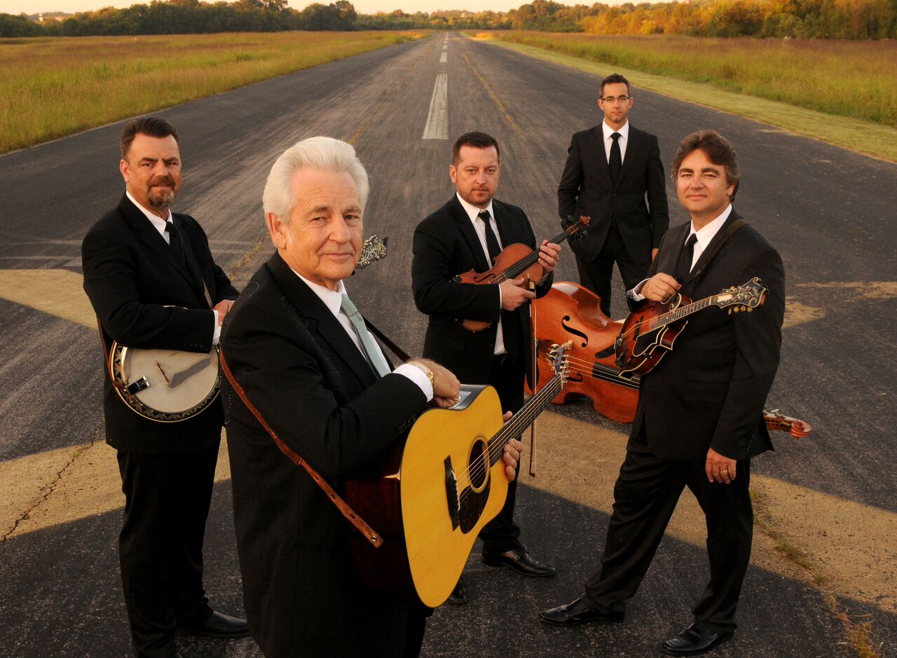 Counsel of Elders: Del McCoury on Finding Your Way