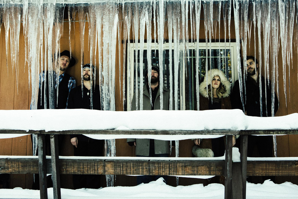 3x3: Dead Winter Carpenters on Kentucky Cabins, Diverse Cultures, and the Perfection of Neil Young